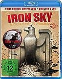 Iron Sky - Wir kommen in Frieden - 2-Disc Edition: Kinofassung + Director's Cut [Blu-ray]