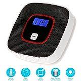Carbon Monoxide Detector Carbon Monoxide Monitor CO Alarm Detector with Digital Display