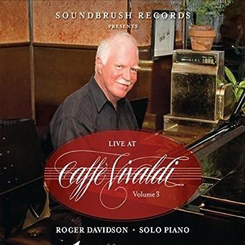 Live at Caffe Vivaldi Vol. 3