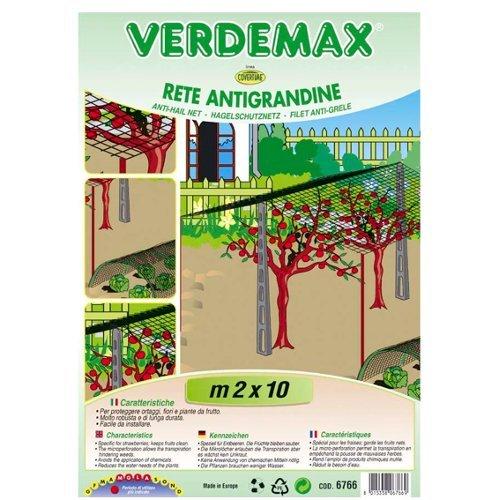 Verdemax 6766 - Reti Recinzioni E Teli Protettivi, 2 x 10 m