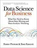 Data Science for Business Book Cover