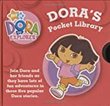 WITH Dora's Opposites AND Count with Dora AND Dora Goes for a Ride AND Dora's Book of Words AND Dora at the Beach (Dora the Explorer)