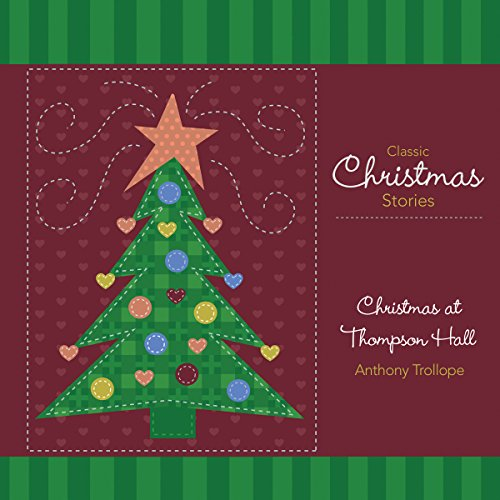 Christmas at Thompson Hall audiobook cover art