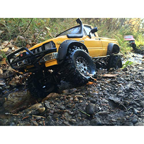 Snorkel: Hilux and Mojave Body by RC 4WD