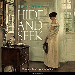 Hide and Seek audiobook cover art