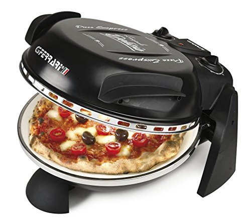 G3Ferrari Delizia 1XP20000 Pizza Express Pizza-maker black by G3Ferrari