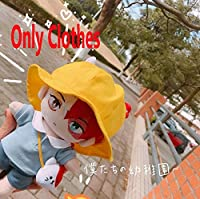 僕なし私のヒーロー学界midoriya izuku bakugou轟かわいい幼稚園diy変更服人形ぬいぐるみ人形ギフト