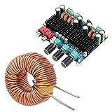 Cavo induttore toroidale da 20 pezzi, bobina di rame orizzontale 220UH 3A, lavorazione fine, prestazioni eccellenti, per circuiti stampati PCB