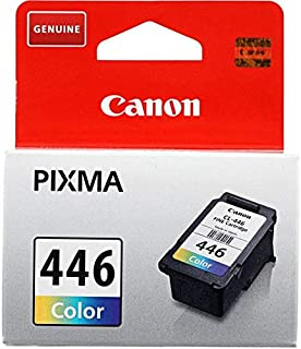 Canon Ink Cartridge, Tricolor [cl-446]