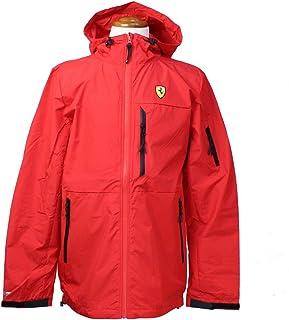 Ferrari Red Rain Jacket