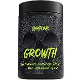 Creatin Ethyl Ester HCL, AAKG, Beta Alanin plus Taurin - hochdosiert | Muskelaufbau Fitness Supplement | 180 Kapseln | Pre Workout Booster | Anabolic Support von GYMPUNK GROWTH -