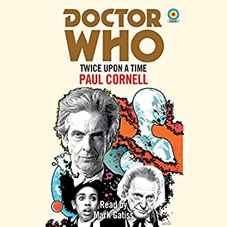 Doctor Who: Twice Upon a Time audiobook cover art