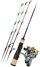 Okuma Fishing Tackle Corporation Combo Avenger BF + Trio Ice Rods ABF500/TR-ICE-