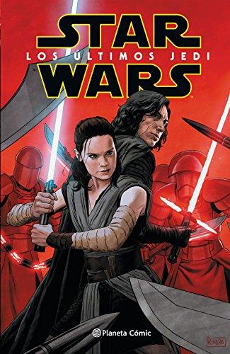 Star Wars Los últimos Jedi (tomo recopilatorio): 19 (Star Wars: Recopilatorios Marvel)