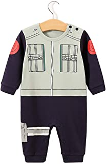 Baby Infant Boys Cute Cartoon Romper One Piece Cosplay Costume Outfit