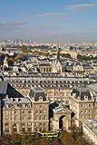 Notre Dame Paris Notebook - Wild Pages Press