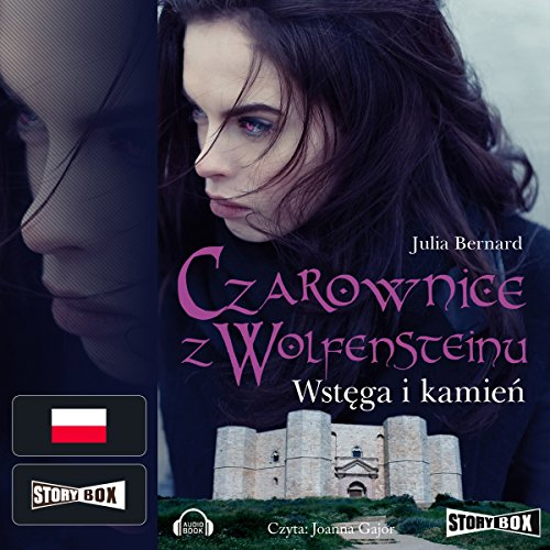 Wstega i kamien audiobook cover art