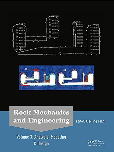 Rock Mechanics and Engineering Volume 3: Analysis, Modeling & Design