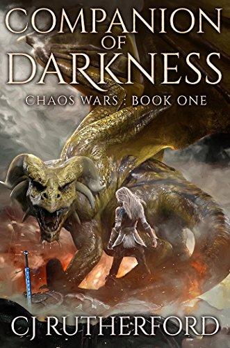 Companion of Darkness: A YA Fantasy Adventure (The Dragons' Curse Book 1) (English Edition)