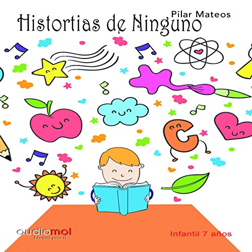 Historias de ninguno [Stories of None] audiobook cover art