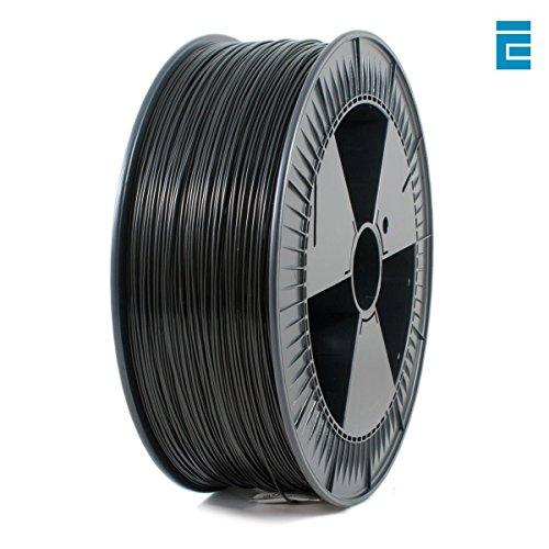 Gentle Grey ICE Filaments ICEFIL1PLA238 filamento PLA,1.75mm 2.3 kg
