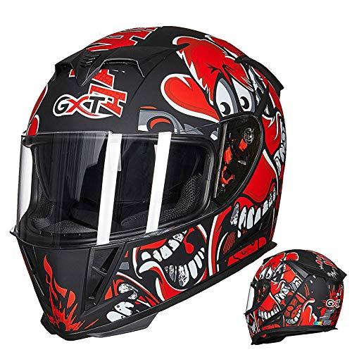 Hochwertiger Motorradhelm Motorradrennhelm Motocross Offroad Kask Motorrad Casco Motociclista Capacete Dot