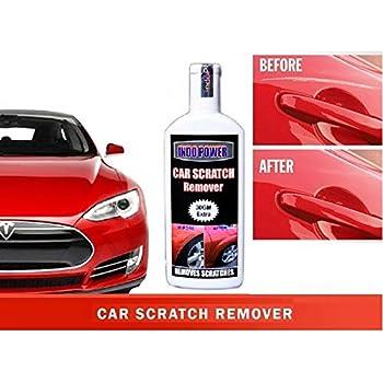 INDOPOWER CAR Scratch Remover 100 gm