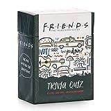 Paladone- Friends Bloque de Preguntas Trivia Quiz, Tarjetas con 200 Preguntas- Preguntas de Nivel fáciles y difíciles