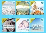 12 CD Wellness Relax - Música relajante, meditación, música para dormir