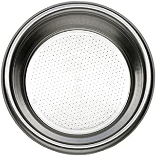 Rancilio 18 gram Double Portafilter Insert Basket - OEM Part (40-100-103) Redesigned 2014