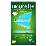 Nicorette® 4 mg whitemint