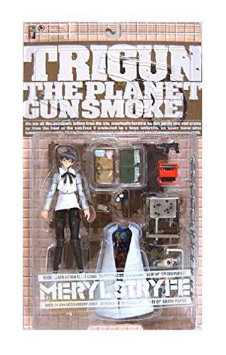 trigun the planet gun smoke- meryl stryfe figures