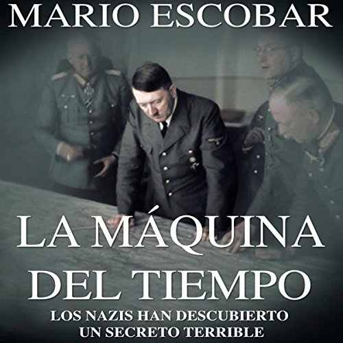 La Máquina del Tiempo [The Time Machine] audiobook cover art
