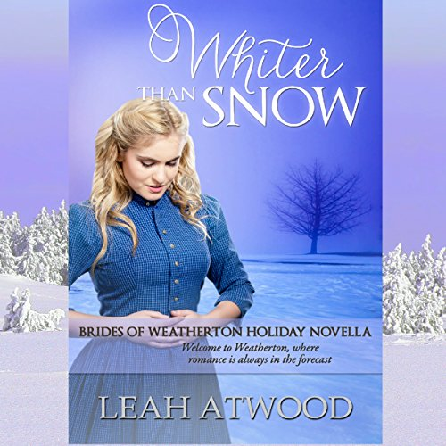 Whiter Than Snow audiobook cover art