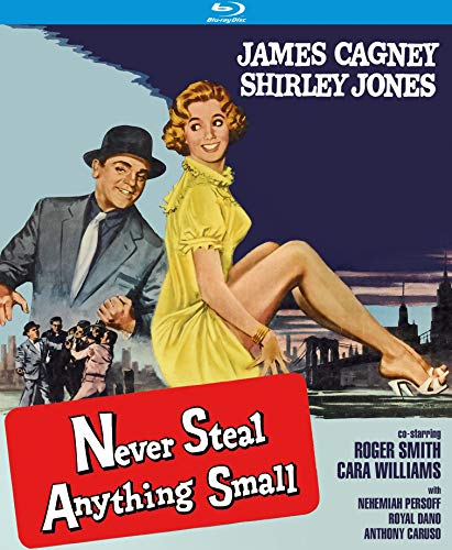 Never Steal Anything Small [Blu-ray]