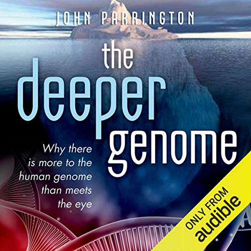 The Deeper Genome audiobook cover art