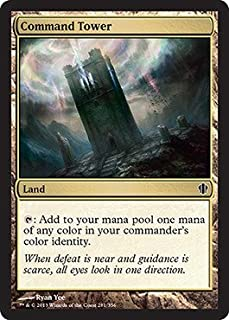 Magic The Gathering - Command Tower (281/356) - Commander 2013