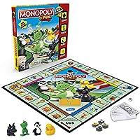 Hasbro Monopoly A6984594 Monopoly Junior, Kinderspiel, Multicolor