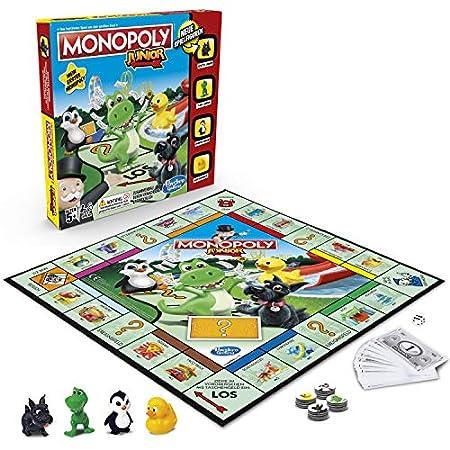 Monopoly Junior Spiel ab 5 Jahren