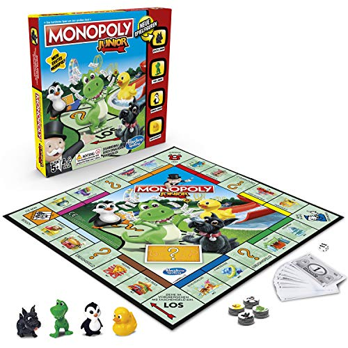 Hasbro -   Monopoly - Junior,