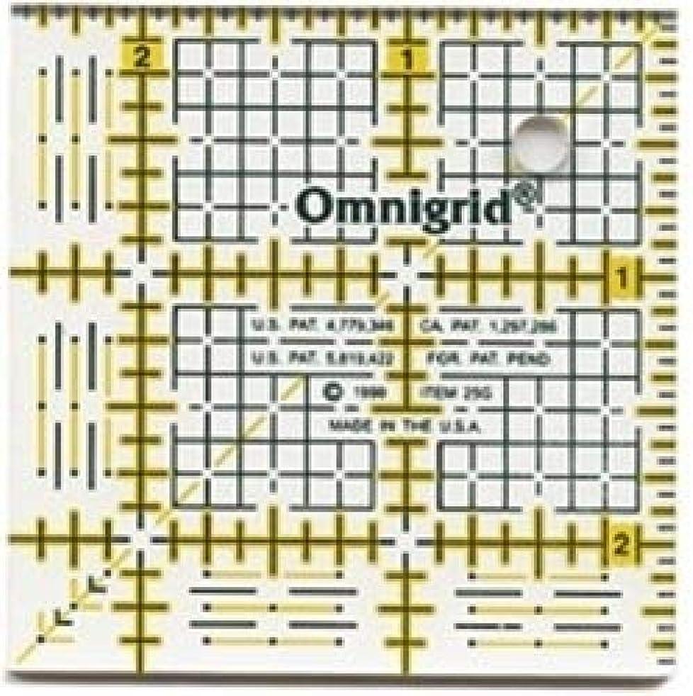 Bulk Buy: Dritz Omnigrid Quilters Ruler 2 1/2