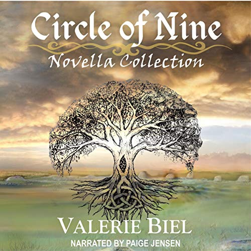 Circle of Nine: Novella Collection Audiobook By Valerie Biel cover art