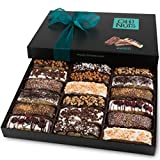 Biscotti Cookie Gift Basket, Gou...