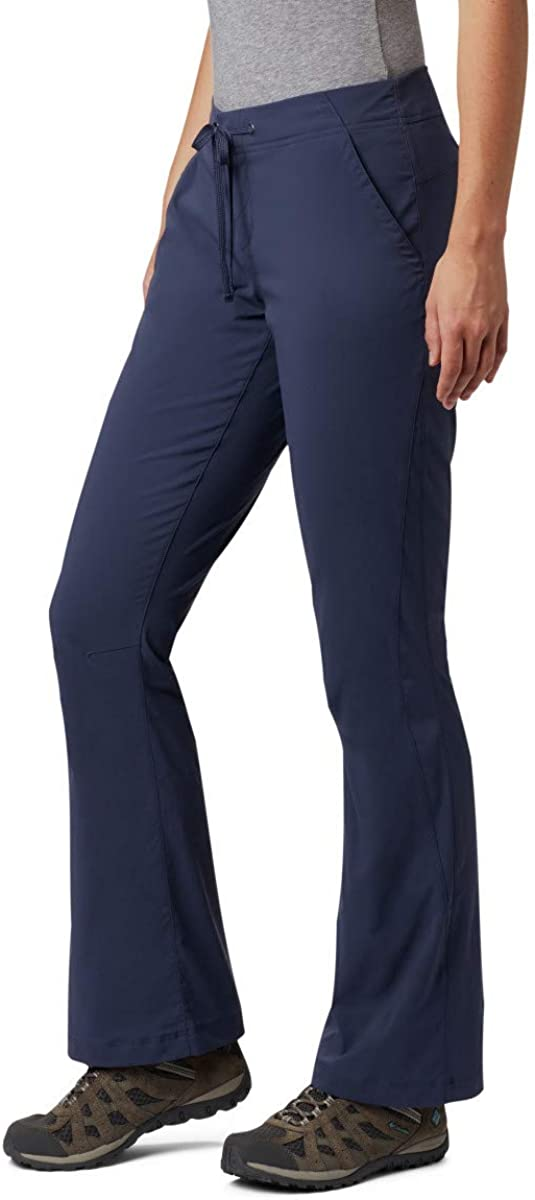 Columbia Womens Anytime Outdoor Boot Cut Casual Pant