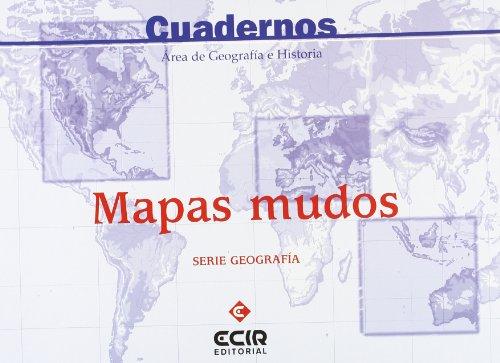 Mapas Mudos - Geografía - 9788470659669 🔥