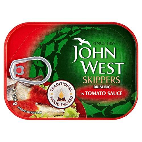 John West Skipper in pomodoro – 106 g