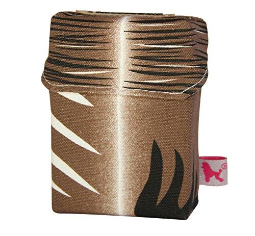 Preisvergleich Produktbild smokeshirt® Zigarettenetui XL in div. Designs 23-25 Zigaretten smoke shirt für Zigarettenschachtel in der Größe Big,  modisch,  Elegante,  patentiert