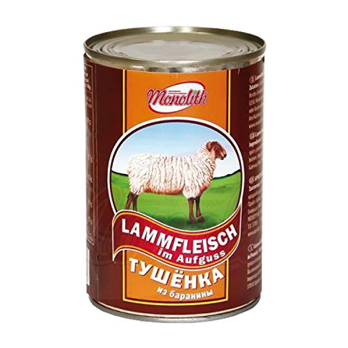 Lammfleisch im Aufguss