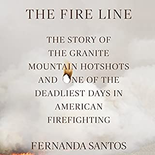 The Fire Line audiobook cover art