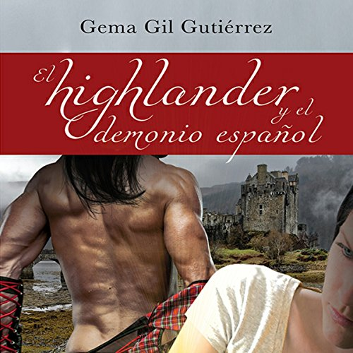 El Highlander y el demonio español [The Highlander and the Spanish Demon] copertina